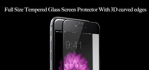 Granclair Clair Noble 3D Glass Screen Protector : Where the Beauty of the iPhone 6 Meets the Beast of Screen Protectors