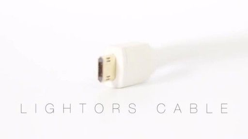 Meet Lightors Cable: The World's First Reversible Micro-USB Cable